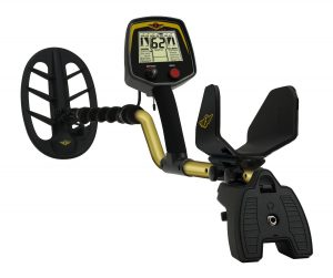 Fisher F75 Metal Detector Photograph