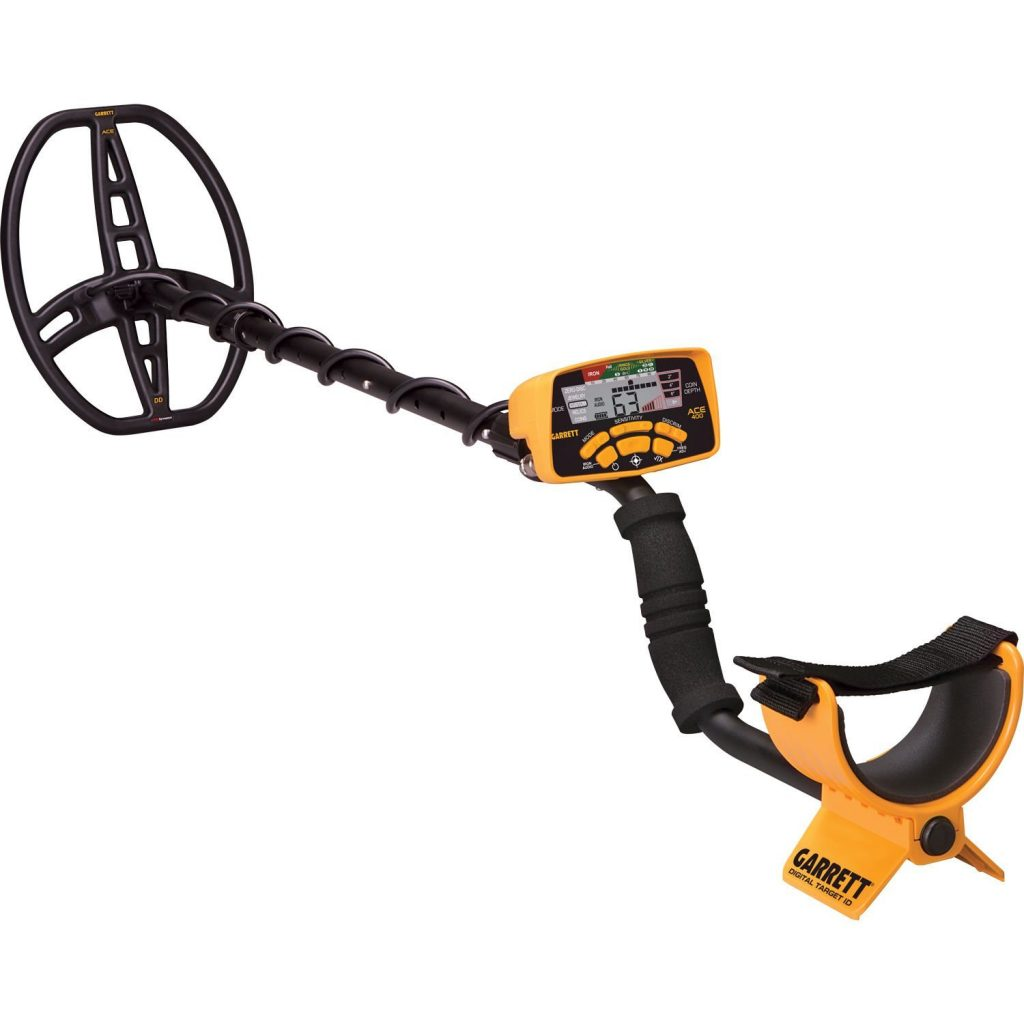 Garrett ACE 400 Waterproof Metal Detector