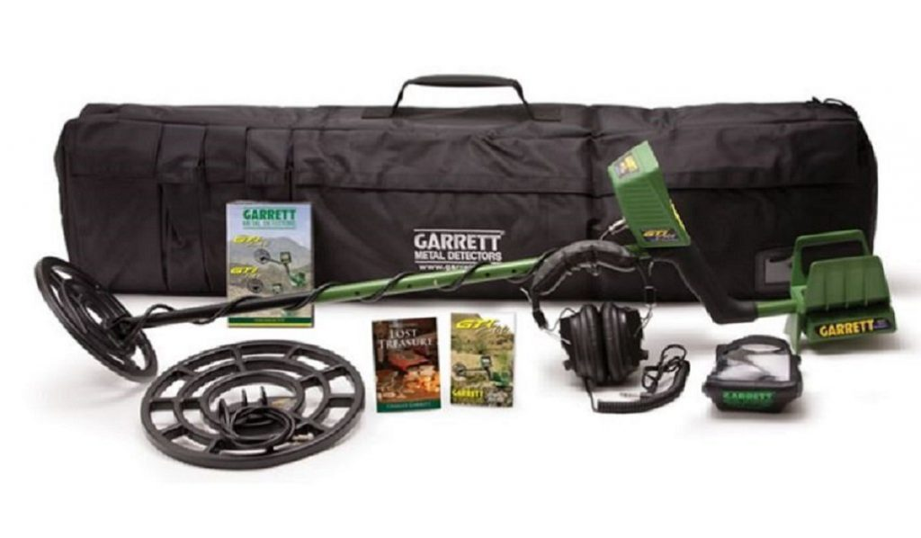 Product Photo of the Garrett GTI 2500 Pro Package Metal Detector