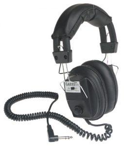 Photo of the Garrett Master Sound Headphones