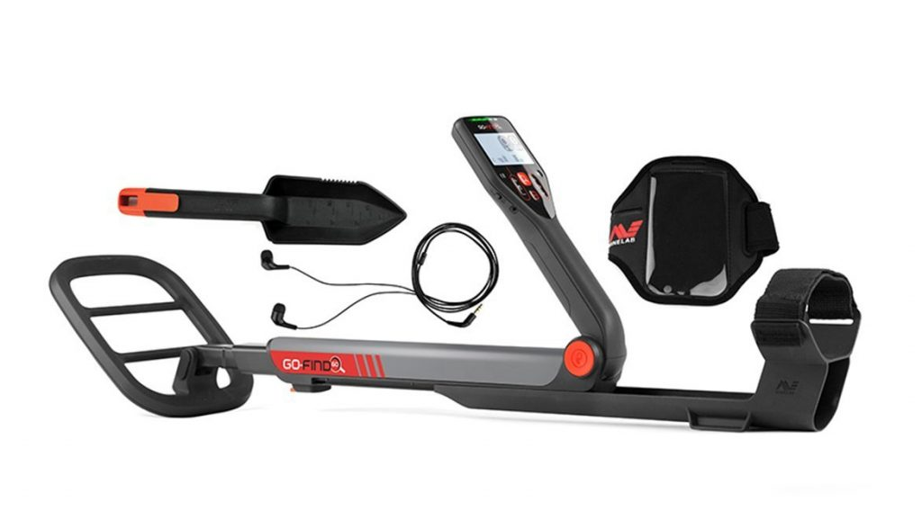 Picture of the Minelab GO-FIND 60 Metal Detector