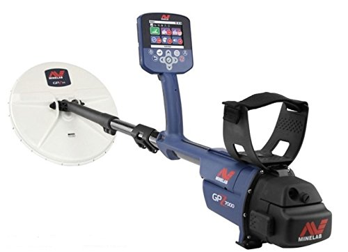Photo of the Minelab GPZ 7000 Gold Nugget Metal Detector