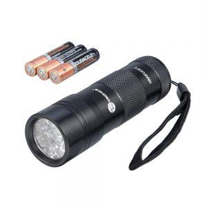 Photo of the TaoTronics TT FL001 Ultraviolet Flashlight