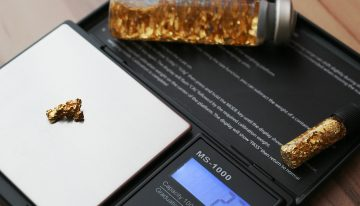 Finding The Best Metal Detector for Gold